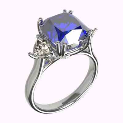 sapphire-and-diamond-engagement-rings-cushion-cut-