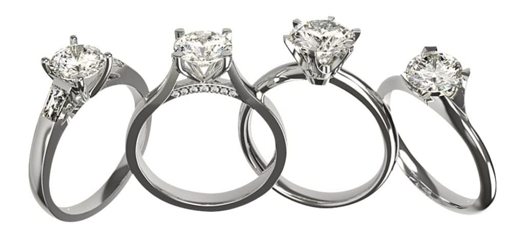Engagement Rings | Make your Own Engagement Ring | David Law Jewellery
