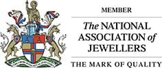 David Law 'Your Personal Jeweller' is a Member of The National Association of Jewellers