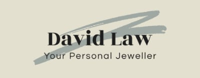 new david Law your personal jeweller Logo