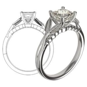 Your Own Engagement Ring Design