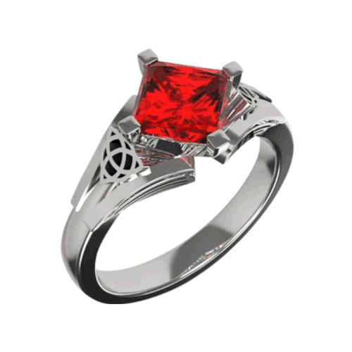 Caltic Engagement Rings