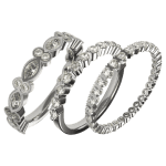 Bespoke-diamond-eternity-rings