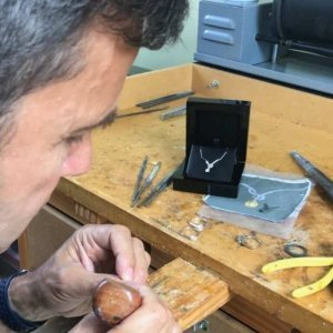 Handcrafted-bespoke-jewellery-made in Hatton Garden