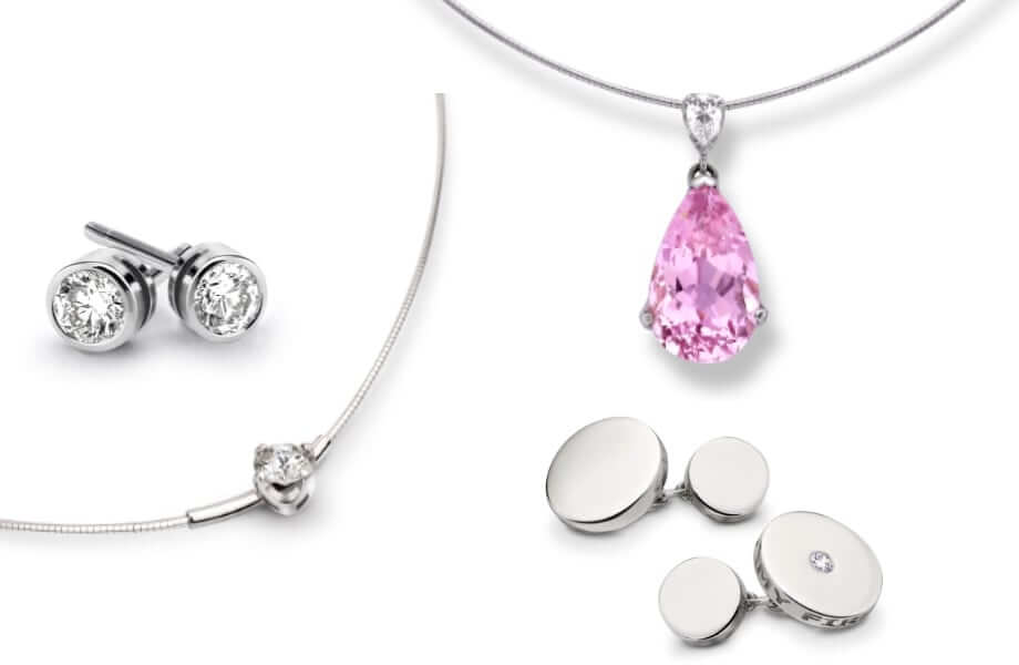 bespoke jewellery designed in Surrey for all occasions