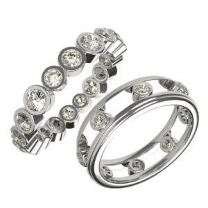 made to order eternity rings